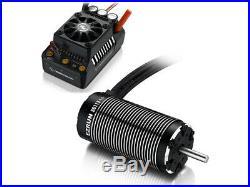 Hobbywing Combo EZRUN MAX5 V3 ESC 56113 800KV Motor (1/5TH) #HW38010600