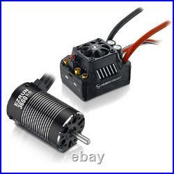 Hobbywing Combo Max10 Sct Esc 3660sl 4600kv Motor