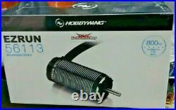 Hobbywing EZRUN 56113 56 x 113mm 800KV X MAXX 1/5 Brushless Motor NEW & SEALED