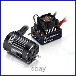 Hobbywing EZRUN Combo MAX10 3652SL 5400KV Brushless Motor HW38010205 Schumacher