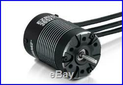 Hobbywing EZRUN MAX10 SCT 120A ESC + 3652 G2 KV4000 Brushless Motor Kit 1/10 RC