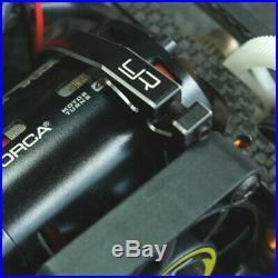 Hobbywing EZRUN MAX10 SCT 120A ESC G2 4000KV Motor withFan & Mount Combo #CB1198