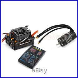 Hobbywing EZRUN MAX8 V3 T-PLUG 150A Brushless ESC 2200kV Motor RC Combo #CB1211