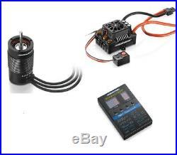 Hobbywing EZRUN Max8 V3 150A ESC 4274 KV2200 Motor Combo T Plug 1/8 RC 4x4 Buggy