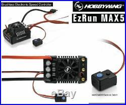 Hobbywing EZRun MAX5 V3 ESC 200A 3-8S Brushlees Speed Control HWI30104000
