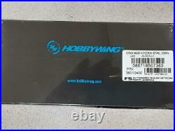 Hobbywing EZRun Max8 Waterproof Brushless ESC/Motor Combo 2200kV 38010400 New
