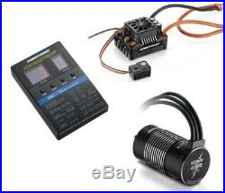 Hobbywing EzRun Combo Max8 V3 150A Brushless T Stecker / 4274 2200KV Motor 18