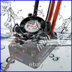 Hobbywing Ezrun Brushless Combo Max10 Speed Controller, 4000KV Motor