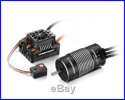 Hobbywing Ezrun Combo MAX8 150A T-Stecker Motor SL4274 2200 für 1/8 HW38010400