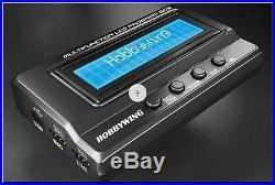 Hobbywing Sensored Brushless System Combo ESC 21.5T 1800Kv Motor Crawler Drift