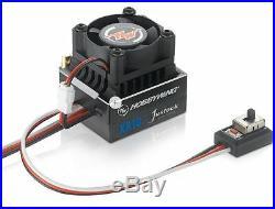 Hobbywing Sensored Brushless System Combo ESC 25.5T 1550Kv Motor Crawler Drift