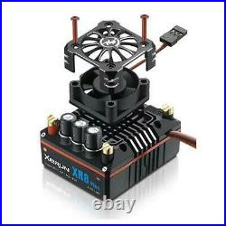 Hobbywing XERUN XR8 Plus 1/8 ESC 2S-6S & G2 4268SD 1900KV Sensored Motor Combo