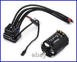 Hobbywing XR10 Pro G2 Sensored Brushless ESC/Bandit G2R Motor Combo (13.5T)