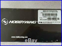 Hobbywing XR10 Pro G2 Sensored Brushless ESC/V10 G3R Motor Combo 13.5T 38020286