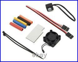 Hobbywing XR10 Pro G2 Sensored Brushless ESC/V10 G3 Motor Combo (4.5T)