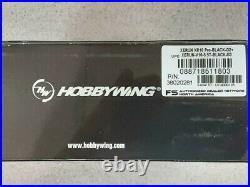 Hobbywing XR10 Pro G2 Sensored Brushless ESC/V10 G3 Motor Combo 5.5T 38020281