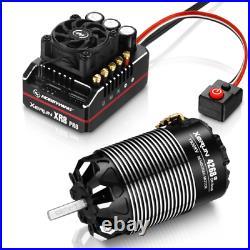 Hobbywing XR8 Pro Brushless ESC/G3 Motor Combo (1900kV) 38020427