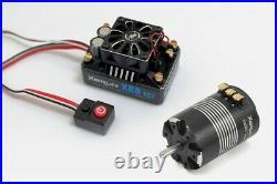 Hobbywing XR8 SCT Pro 4300KV 540 Sensored Brushless Combo HWI38020421
