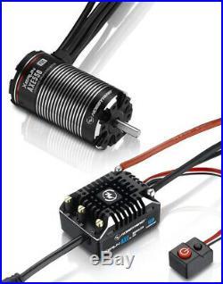 Hobbywing XeRun AXE 550 FOC 2700KV Brushless Motor & AXE FOC ESC (v1.1) Combo