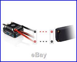 Hobbywing XeRun Brushless Crawler ESC V1.1 + Motore AXE540 2300kV modellismo