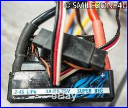 Hobbywing Xerun 80a 4s Esc + 2230kv Redcat Bsd Bs803-024 Brushless Motor Combo