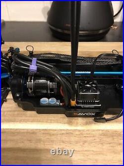 Hobbywing Xerun Combo Xr10 Pro G2 ESC + V10 G3R 13.5T Motor HW38020286 + Wi-fi