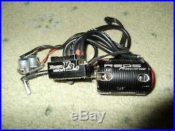Hobbywing Xerun V3.1 ESC and REDS Racing 6.5t Motor