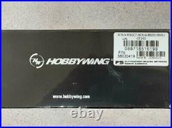 Hobbywing Xerun XR8 SCT Brushless ESC/3652SD G2 Motor Combo 3800kV with5mm Shaft