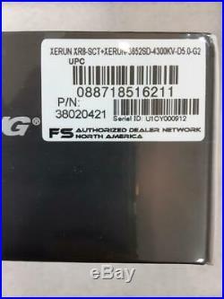 Hobbywing Xerun XR8 SCT Brushless ESC/3652SD G2 Motor Combo 4300kV 38020421 New