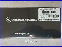 Hobbywing Xerun XR8 SCT Brushless ESC/3652SD G2 Motor Combo 6100kV 38020422 New