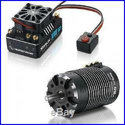 Hobbywing Xerun XR8-SCT ESC & Xerun 4268SD G2 1900KV Motor Combo 38020415