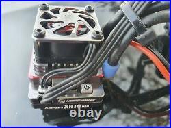 Hobbywing Xerun Xr10 Pro G2 Elite Speed Controller with Hobbywing 6.5t Motor