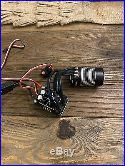 Hobbywing Xr8 Sct Esc And 4300kv Motor