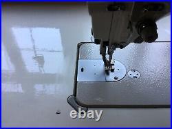 Jack 6380bc- Walking Foot Industrial Sewing Machine Variable Speed Control Motor