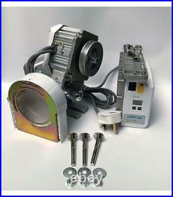 Jack Industrial Sewing Machine Speed Controllable Motor Will Fit Most Machines