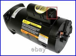 Jandy R0445112 Single-speed Motor 2HP 3450 RPM 60Hz 230/115 V for Jandy PHPF
