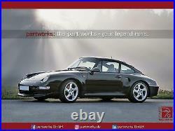Jp Gebläsemotor Für Porsche 911 964/993 Lüftermotor Mit Lüfterrad/gebläse Rechts