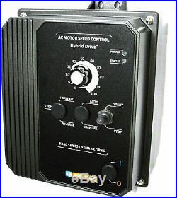 KB Electronics KBAC-48 Genesis Adjustable Frequency Drive Motor Speed Control