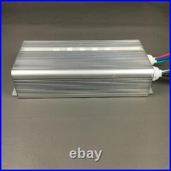 KUNRAY BLDC 48V-120V 3000W4500W Brushless Motor Speed Controller 80A 24/36Mosfet