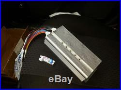 KUNRAY BLDKUNRAY C 42V 72V 3000W Brushless Motor Speed Controller 80A 24Mosfet