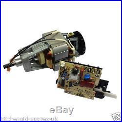 Kitchenaid Stand Mixer 6QT Motor, Speed Control Module & EU Power Lead 220V