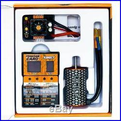 Konect COMBO 110 Brushless 80A / WP SCT Regler + Motor 3660SL / 2750KV + Progra