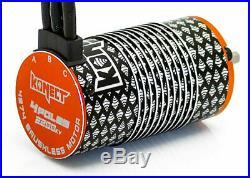 Konect COMBO 1/8 BRUSHLESS 100A / WP Regler + Motor 4274 / 2000KV + Programmierk