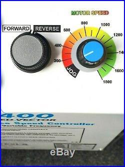 Lathe speed controller AV550 with 3/4HP motor for Myford Super 7
