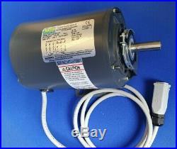 Lathe speed controller AV750 including new motor, fits Myford Super 7 lathe