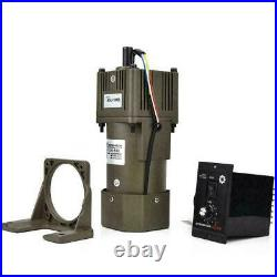 M5120-502 AC220V Reversible Speed Gear Motor with Gearbox Controller Bracket