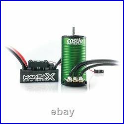 Mamba X SCT Sensor 25.2V ESC/1415-2400kV Motor Castle Creations CSE010016000