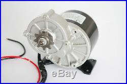 Metal Gear Electromotor 12V 150W 190r/min DC Speed Control Motors