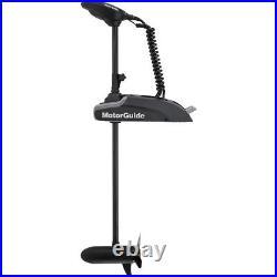 MotorGuide Xi3-55FW Bow Mount Trolling Motor Wireless Control GPS 55lb-54-12V