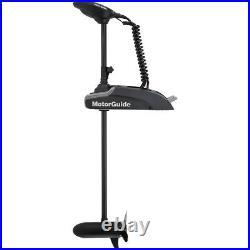 MotorGuide Xi3-55FW Bow Mount Trolling Motor Wireless Control Sonar 55lb